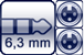 Klinke 3p.<br>2x XLR female