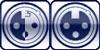 XLR-ConvertCon 3p.<br>XLR female 3p.