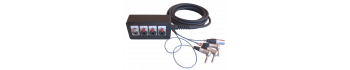 MTI / ROLAND Breakout-Box, HS5 Session Mixer, 5,0 m
