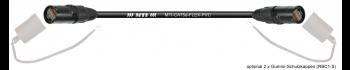 MTI CAT5e Ethernet-Kabel AWG26/7, 2x Neutrik NE8MX-1-B schwarz