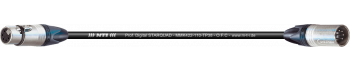 MTI Prof. DMX-Cable, XLR-fem./male 5p. vollbelegt