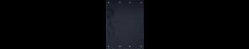 Abdeckplatte für Stageboxen / Alu 3 mm sw. - 16/40/72 pol.