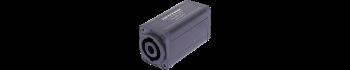Neutrik Adapter 2x Speakon 4p. fem., Phasendreher